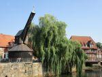 Giebelhäuser in Lüneburg