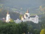 Schwarzenberg - Schloss und St. Georgenkirche